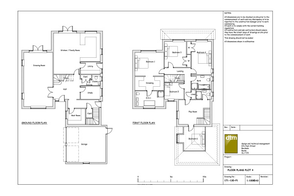 Oakswood floor plan